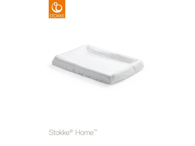 Potah na matraci k přebalovacímu pultu Home™, White 1