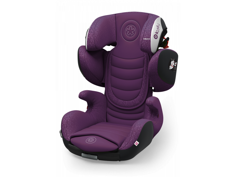 Kiddy Autosedačka Cruiserfix 3 2017 040 Royal Purple