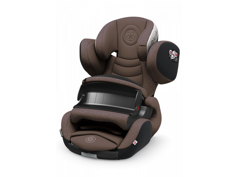 Kiddy Autosedačka Phoenixfix 3 2017 039 Nougat Brown