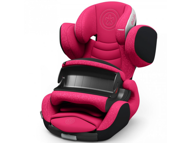 Kiddy Autosedačka Phoenixfix 3 2018 Berry Pink