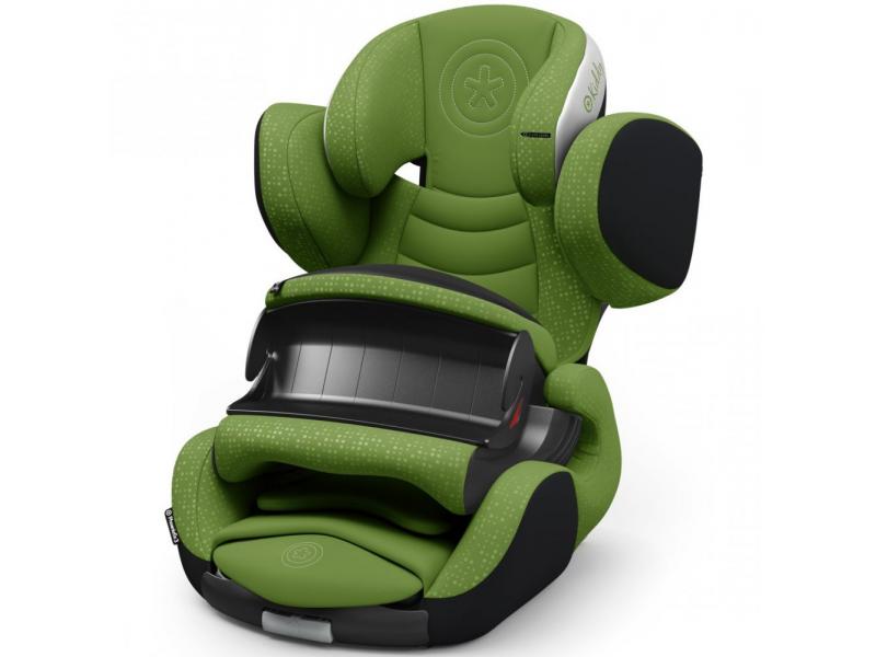 Kiddy Autosedačka Phoenixfix 3 2018 Cactus Green