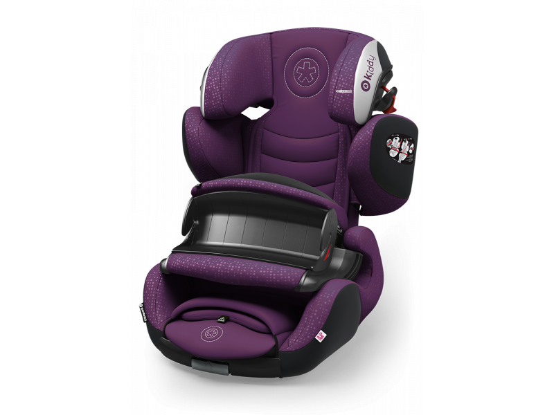 Kiddy Autosedačka Guardianfix 3 2017 040 Royal Purple