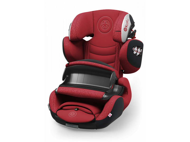 Kiddy Autosedačka Guardianfix 3 2017 071 Ruby Red