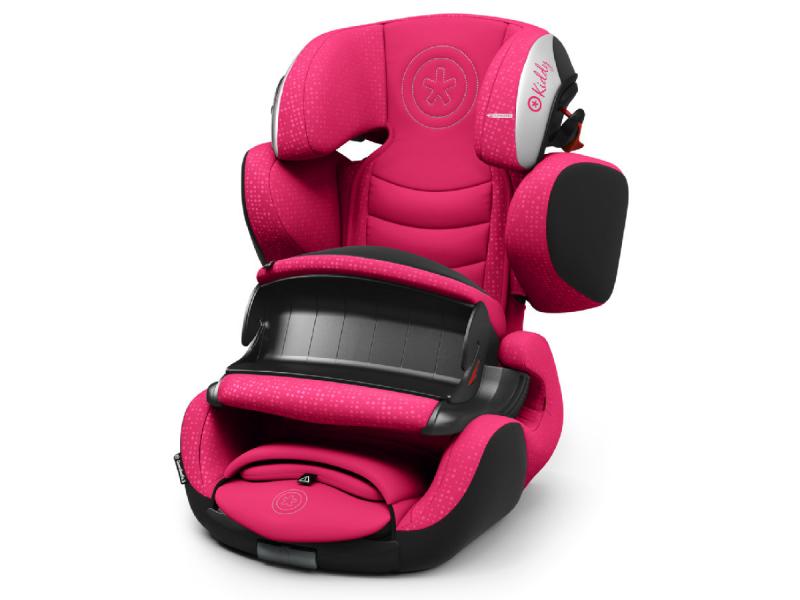 Kiddy Autosedačka Guardianfix 3 2018 Berry Pink