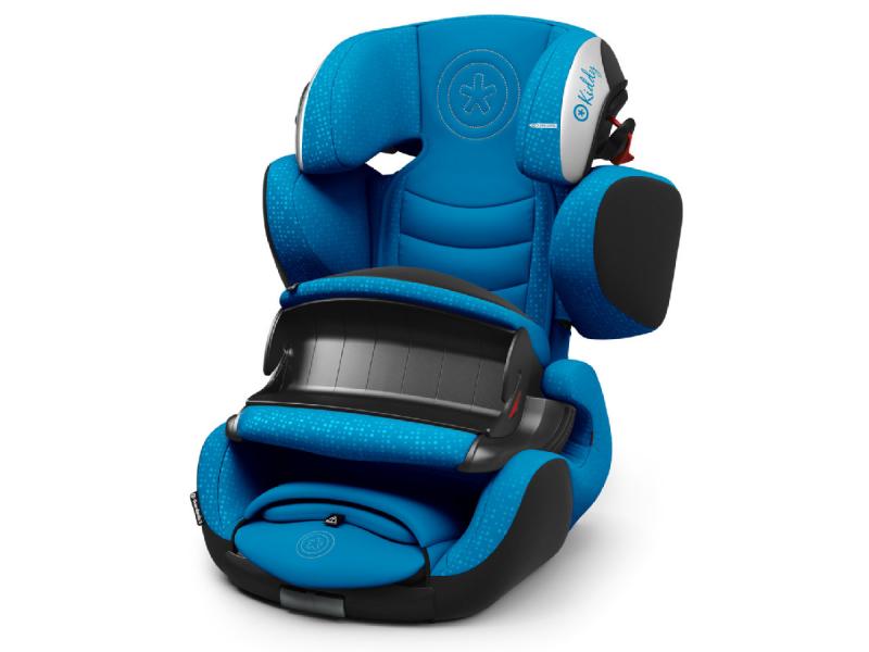 Kiddy Autosedačka Guardianfix 3 2018 Summer Blue