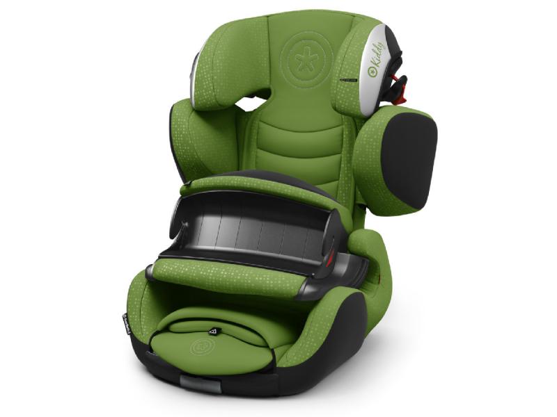 Kiddy Autosedačka Guardianfix 3 2018 Cactus Green