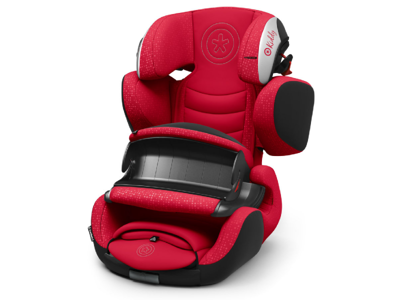 Kiddy Autosedačka Guardianfix 3 2018 Chili Red