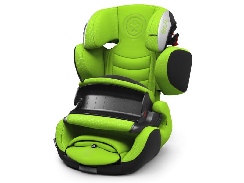 Kiddy Autosedačka Guardianfix 3 2018 Spring Green