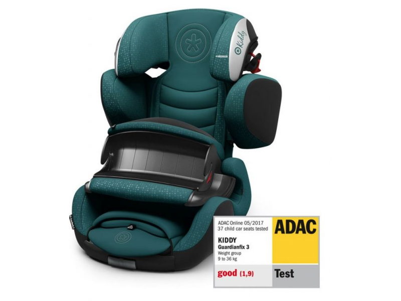 Kiddy Autosedačka Guardianfix 3 2019 Deep Sea Green