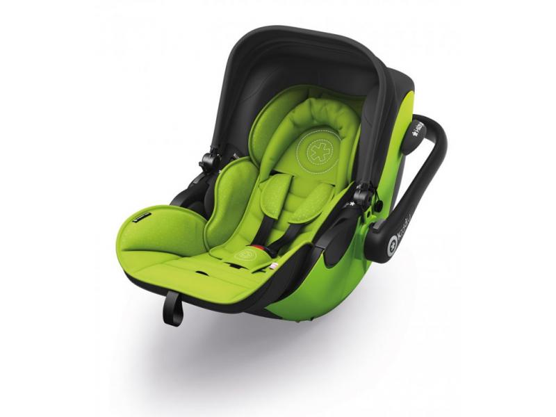 Kiddy Evoluna i-size 2017 097 Lime Green