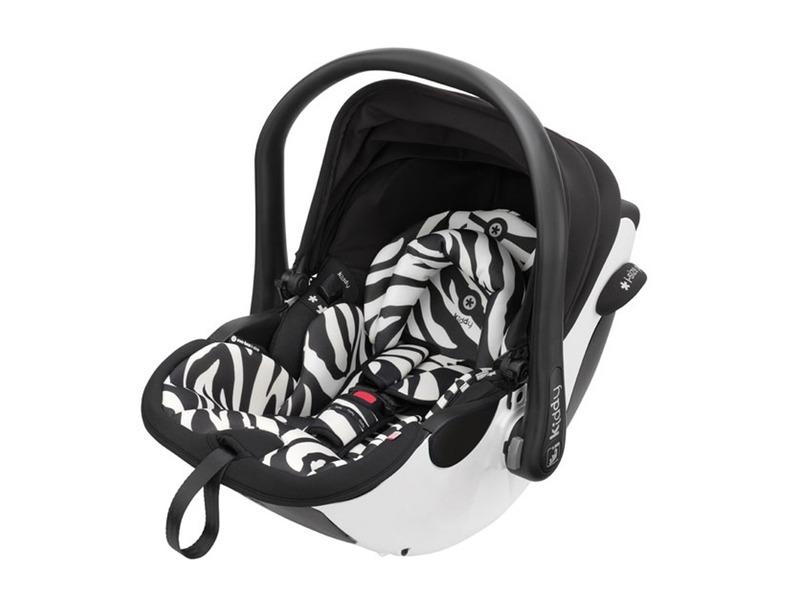Kiddy evo-luna i-Size 2016 600 zebra