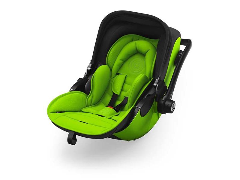 Kiddy Autosedačka Evoluna i-size 2 Spring Green