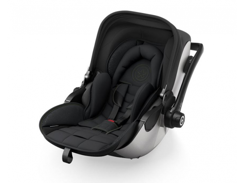 Kiddy Kiddy Evoluna i-size 2 2019 GT Speed Black