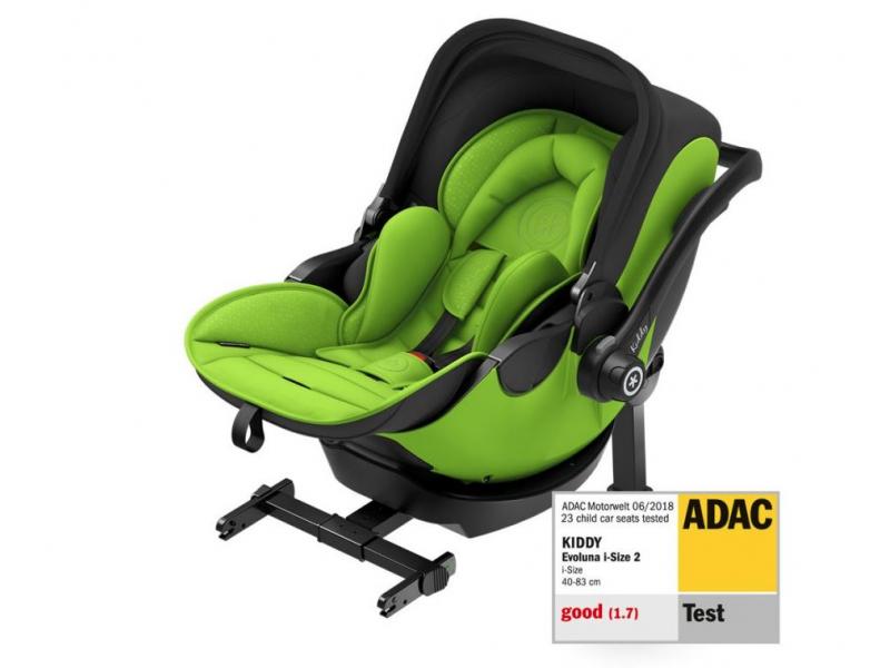 Kiddy Kiddy Evoluna i-size 2 2019 Lizard Green