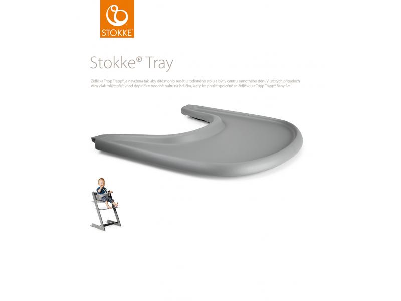 Jídelní pult k židličce Tripp Trapp®, Storm Grey 1