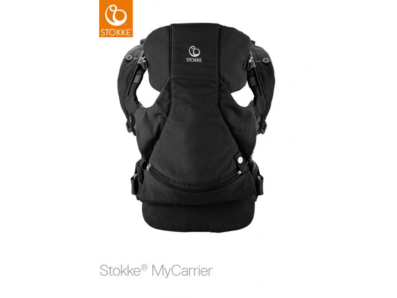 Stokke Nosítko MyCarrier™ Front, Black