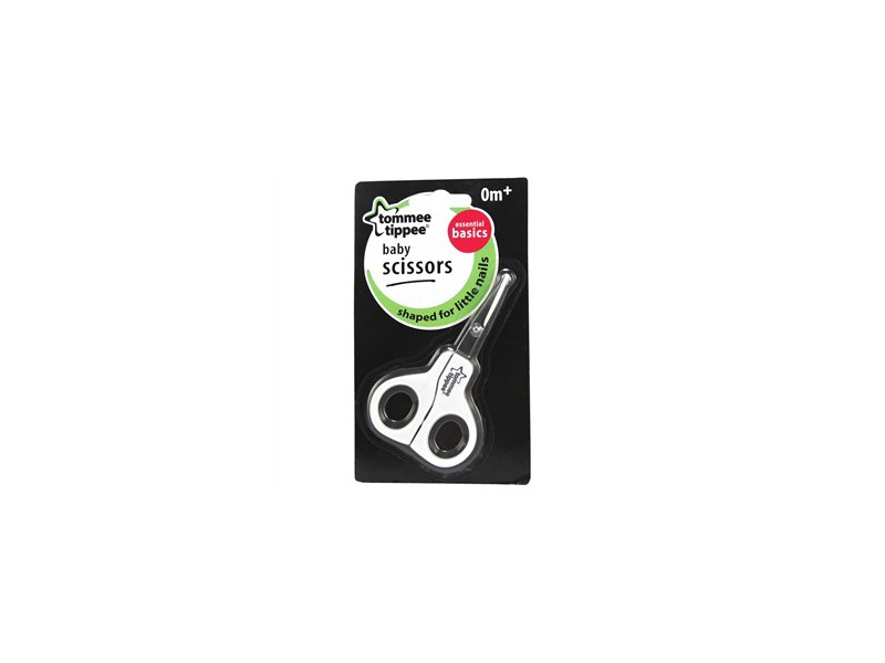Tommee Tippee Nůžky kojenecké, 0+m Basic