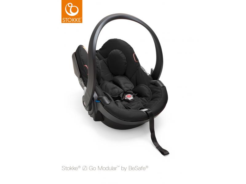 Stokke Autosedačka iZiGo™ Modular™ by BeSafe®, Black