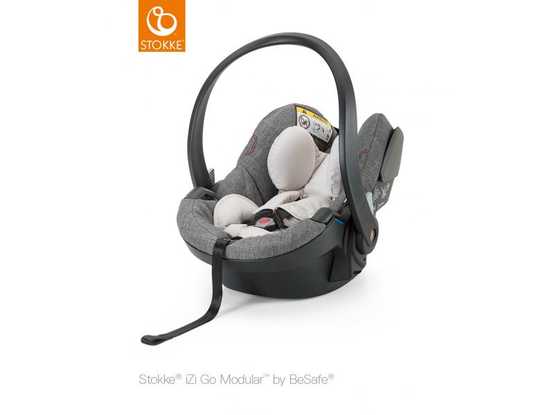 Stokke Autosedačka iZiGo™ Modular™ by BeSafe®, Black Melange