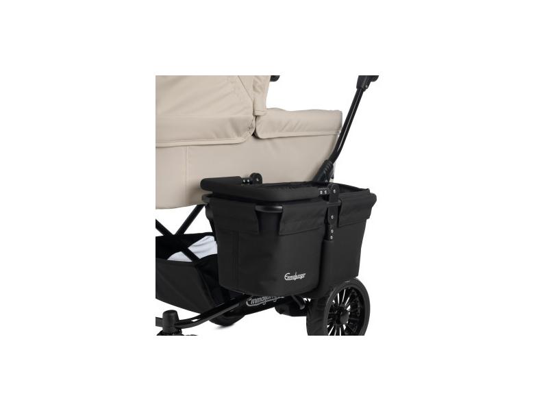 Emmaljunga Nákupní košík Sidebag Scooter Black