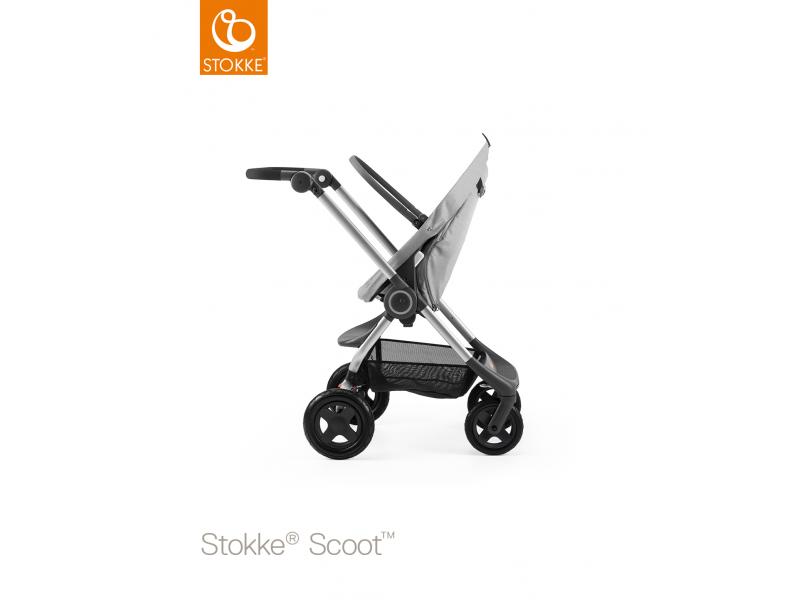 Stokke Podvozek a sedák Scoot™, Grey Melange