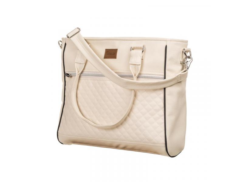 Emmaljunga Taška na rukojeť Exclusive Vanilla Leatherette