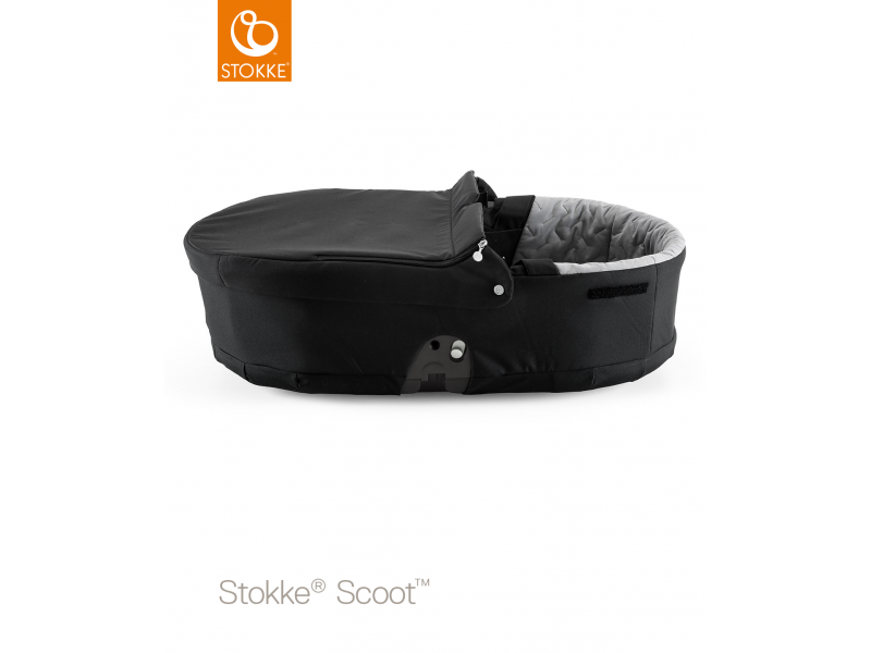 Stokke Korba na kočárek Scoot™, Black