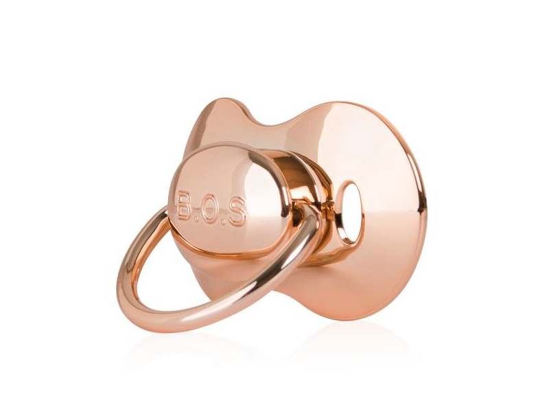 Dudlík Rose Gold 1