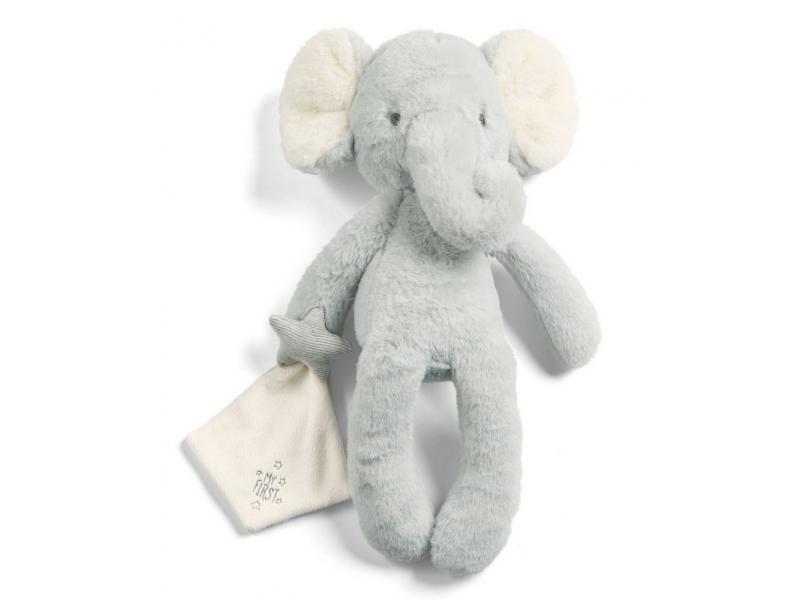 Slon muchláček 1