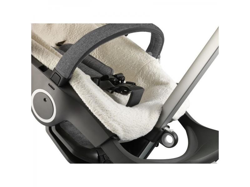 Froté potah na sedačku kočárku Stokke® Xplory® a Stokke ® Trailz™ 1