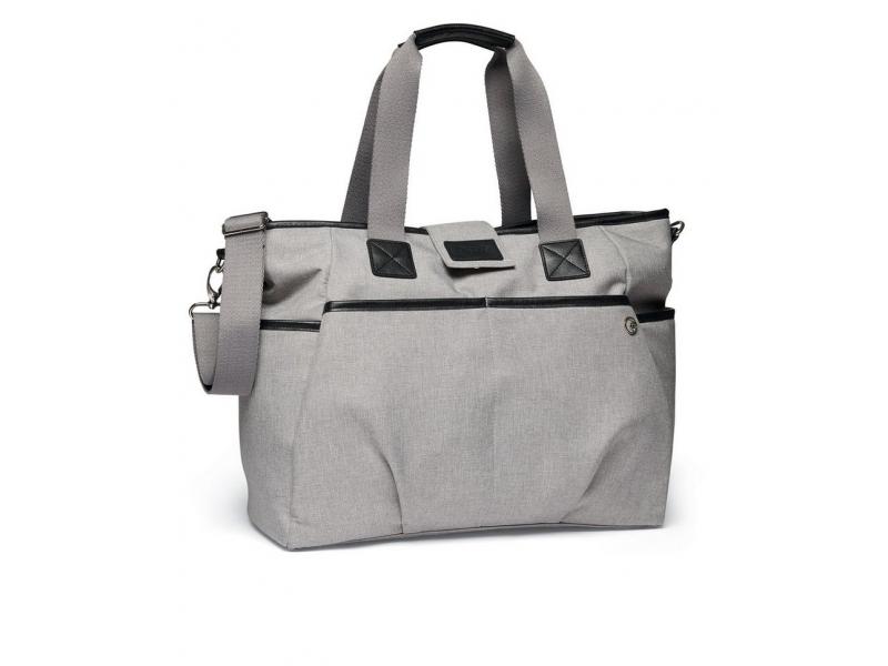 Přebalovací taška Tote Bag Grey Marl 1