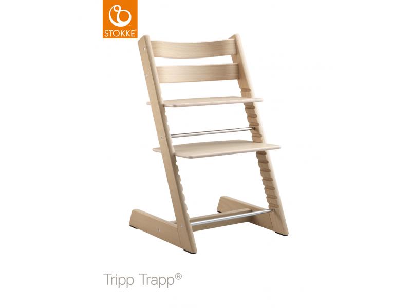 Stokke Židlička Tripp Trapp® dub - White Natural