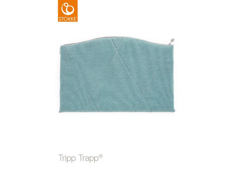 Stokke Polstrování junior k židličce Tripp Trapp® - Jade Twill