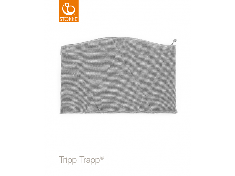 Stokke Polstrování junior k židličce Tripp Trapp® - Slate Twill
