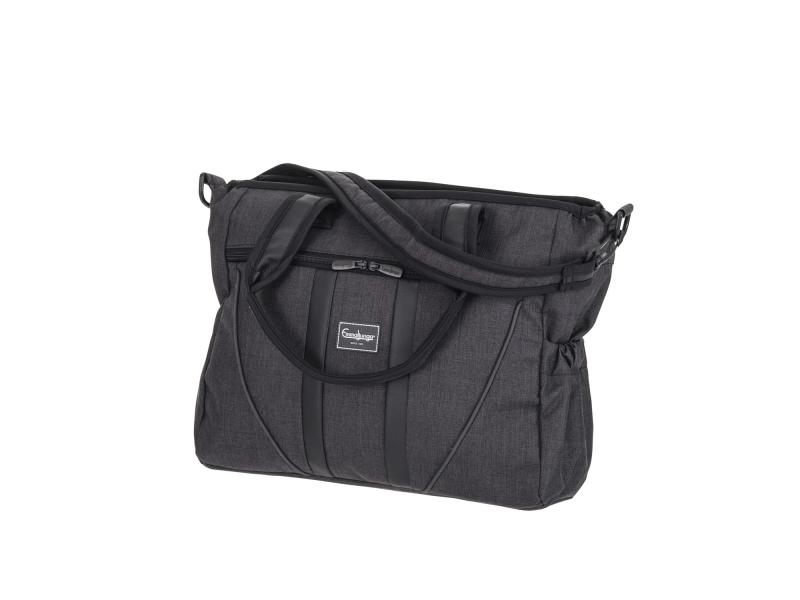 Emmaljunga Přebalovací taška Sport Lounge Black 2019