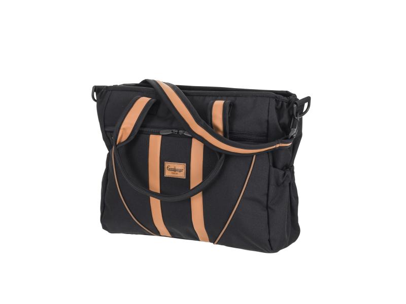 Emmaljunga Přebalovací taška Sport Outdoor Black 2019