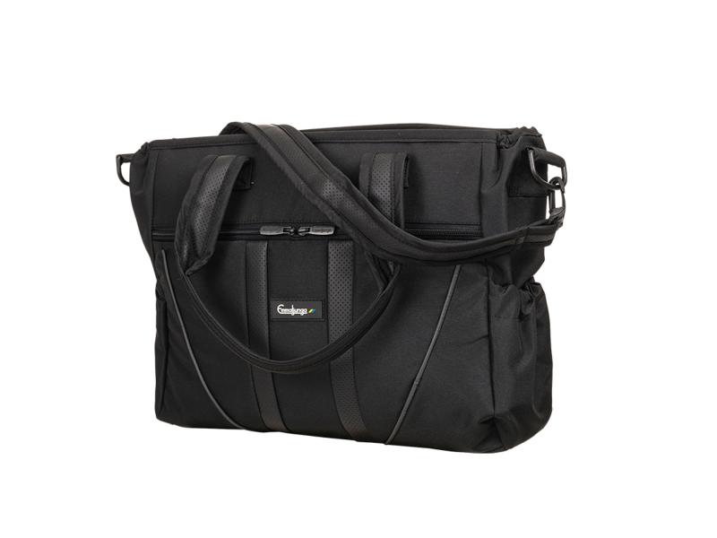 Emmaljunga Přebalovací taška Sport Competition Black 2019