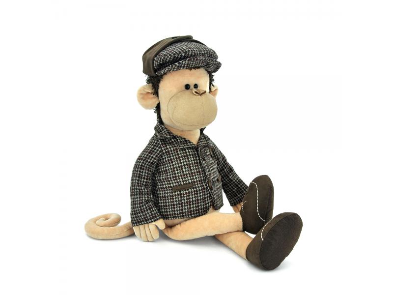 Orange Toys Opička Sherlock 25cm