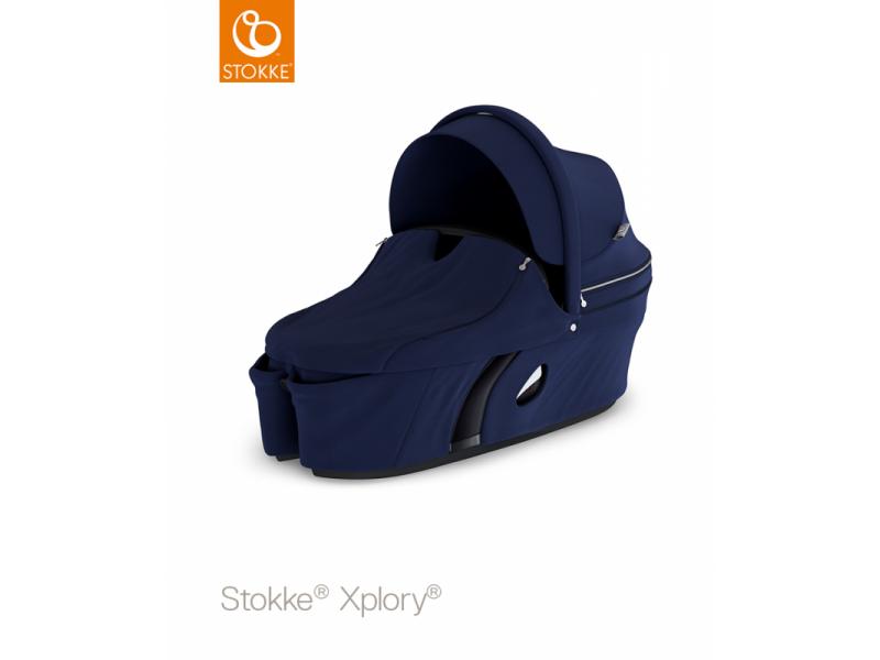 Stokke Korba na kočárek Xplory® V6, Deep Blue