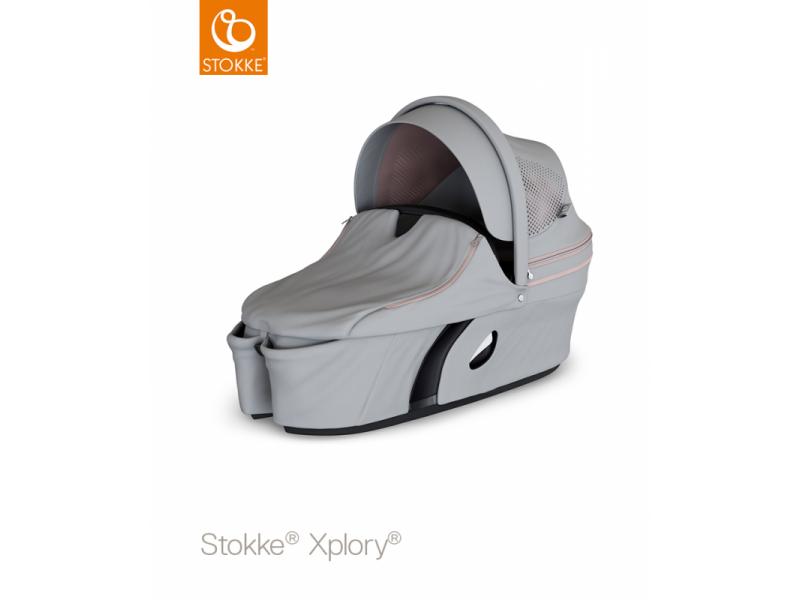 Stokke Korba na kočárek Xplory® V6, Athleisure Pink