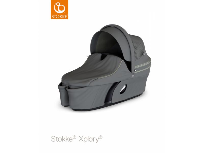 Stokke Korba na kočárek Xplory® V6, Athleisure Greenlim