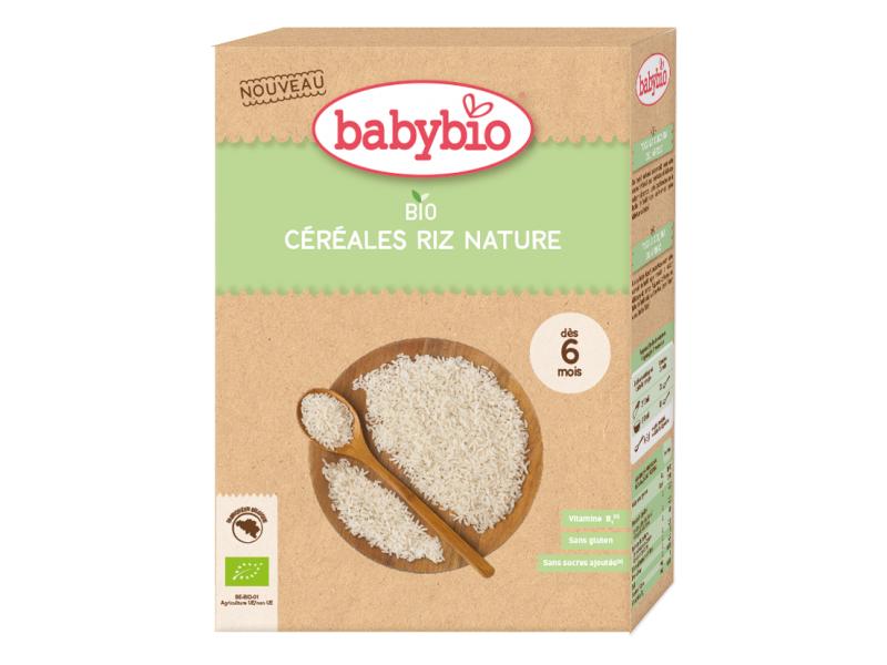 nemléčná kaše rýžová 200 g - NOVINKA 2020 1