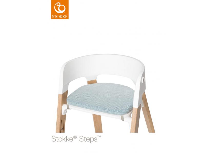 Stokke Polstrování k židličce Steps™ - Jade Twill