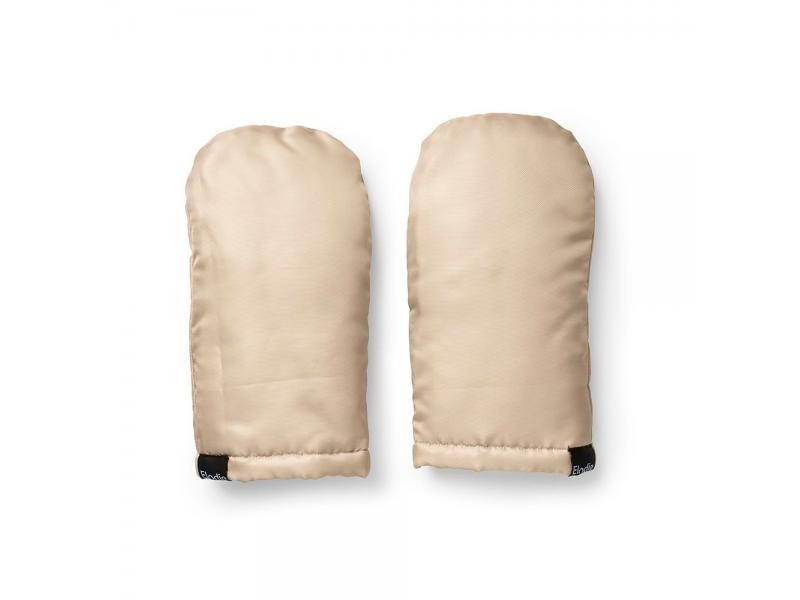 Rukavice na kočárek Khaki 1