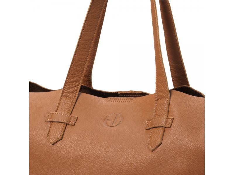 Elodie Details Přebalovací taška Chestnut leather