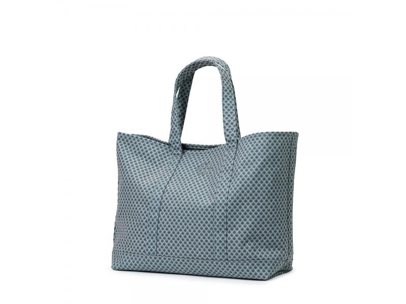 Přebalovací taška Tote Turquoise Nouveau 1
