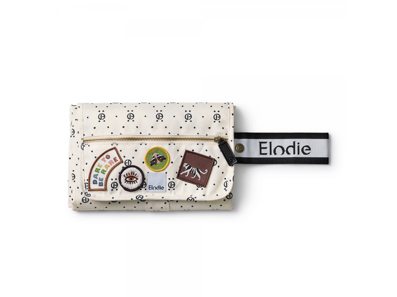 Elodie Details Příruční přebalovací podložka Monogram