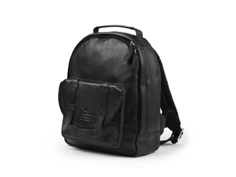 Batůžek Black Leather 1