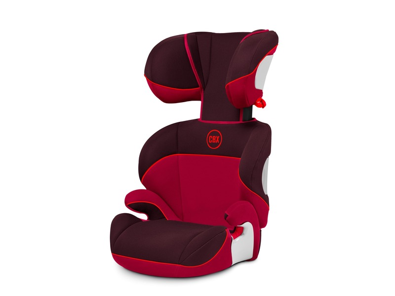 Cybex Solution CBXC Rumba Red 2018