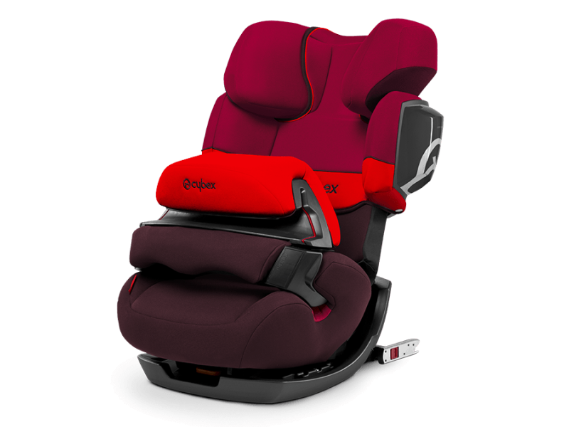 Cybex Pallas 2-FIX Rumba Red 2017